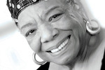 Maya Angelou Memorial